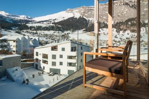 Edelweiss Mountain Suites 06-08 Flims