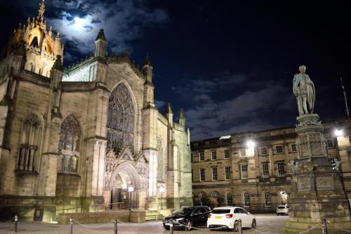 Stay Edinburgh City Apartments - Royal Mile impression