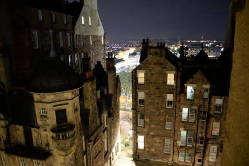 Crest of Edinburgh, 217 High street, The Royal Mile, Edinburgh, EH1 1PE, Scotland.