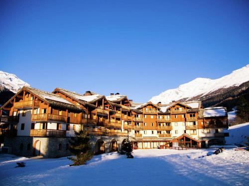 . Apartment Les Alpages De Val Cenis 1