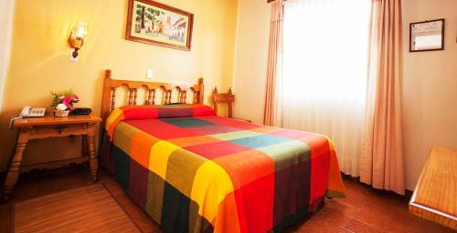 Gran Hotel Pátzcuaro Zimmerfotos