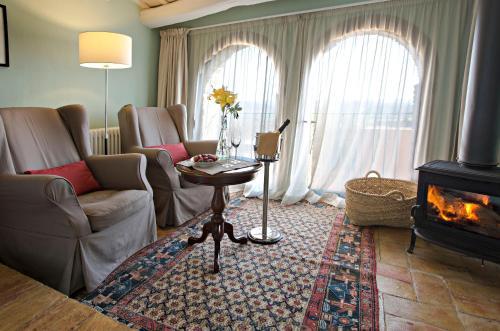 Junior Suite with Terrace Encís d'Empordà -Adults Only- 3