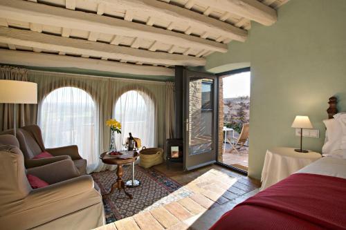 Suite Junior con terraza Encís d'Empordà -Adults Only- 5