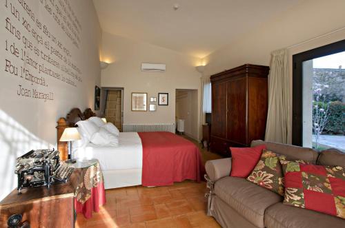 Suite Deluxe con cama extragrande Encís d'Empordà -Adults Only- 2