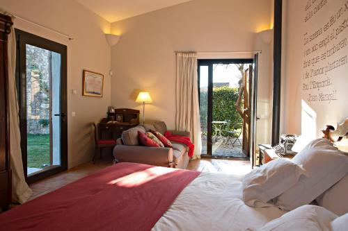 Suite Deluxe con cama extragrande Encís d'Empordà -Adults Only- 3