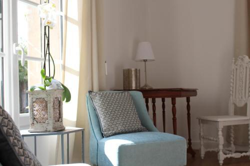 Bleu Agapanthe - Chambre d'hôtes - Saumur