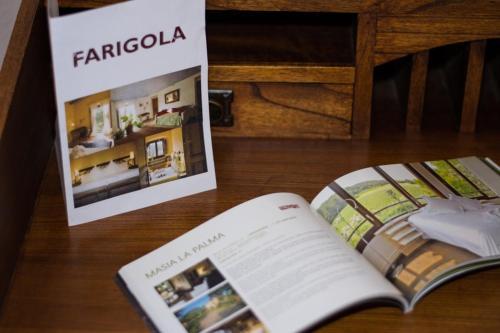 Junior Suite mit Gartenblick Hotel Masia La Palma 11
