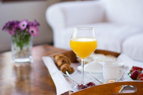 Junior Suite mit Gartenblick Hotel Masia La Palma 13