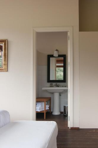 Doppelzimmer mit Gartenblick Hotel Masia La Palma 2
