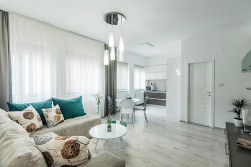 . Silver Apartment