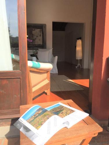 Junior Suite mit Terrasse Hotel Masia La Palma 5