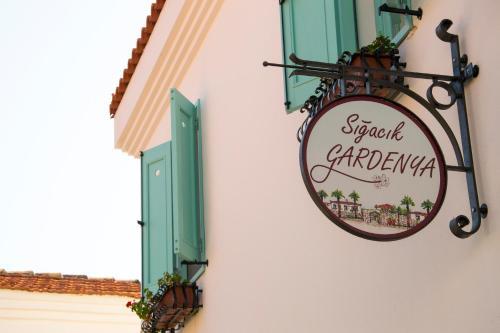 Siğacık Sigacik Gardenya Buti̇k Otel rezervasyon
