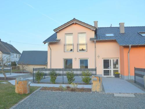. Modern Apartment with Private Terrace in Ellscheid