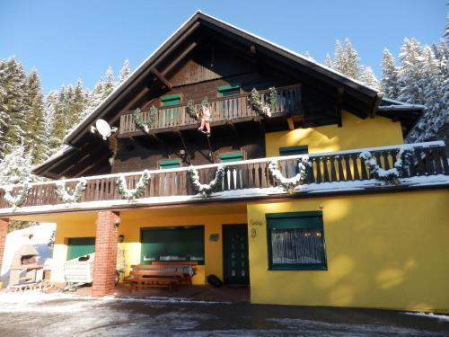 . Comfortable Mansion in Wolfsberg near Ski Area
