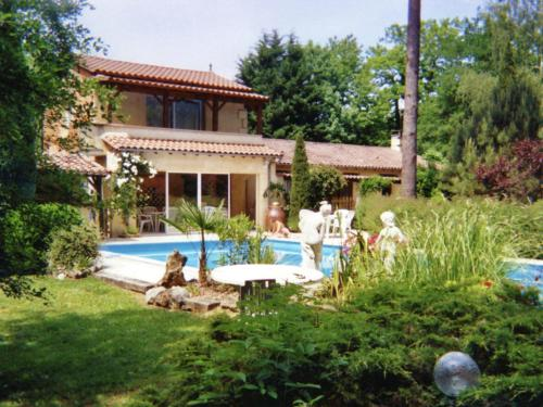 . Maison De Vacances - Lamonzie - Montastruc