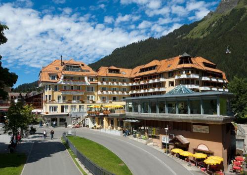 Hotel & Spa Silberhorn Wengen