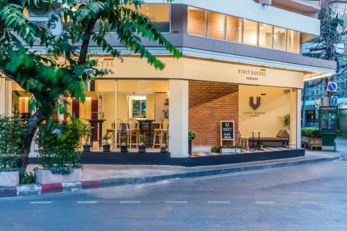 Vivit Hostel Bangkok photo 10