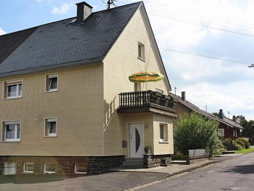 Spacious Holiday Home in Liebenscheid with Balcony