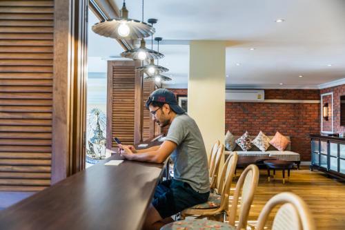 Vivit Hostel Bangkok photo 15