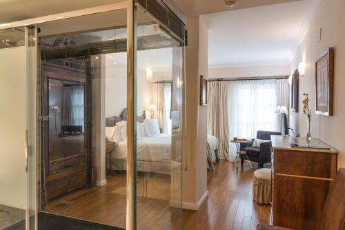 Superior Double or Twin Room with Mountain View - single occupancy Casona del Boticario 18