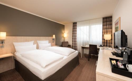 Mercure Hotel Bielefeld Johannisberg Oda fotoğrafları