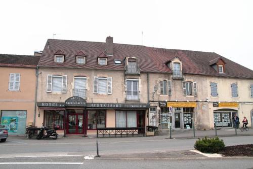 . Hôtel Pourcheresse