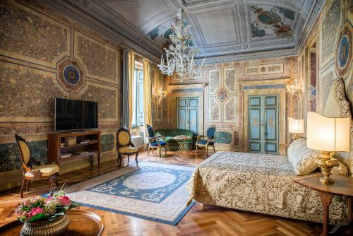 Residenza Ruspoli Bonaparte Hotel Review Rome Italy Travel
