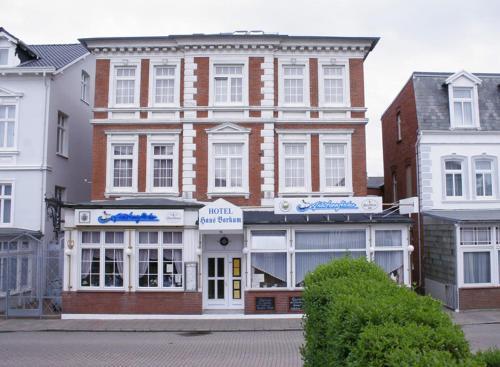 . Hotel Haus Borkum