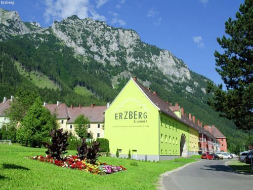 . Apartment Erzberg Appartement A