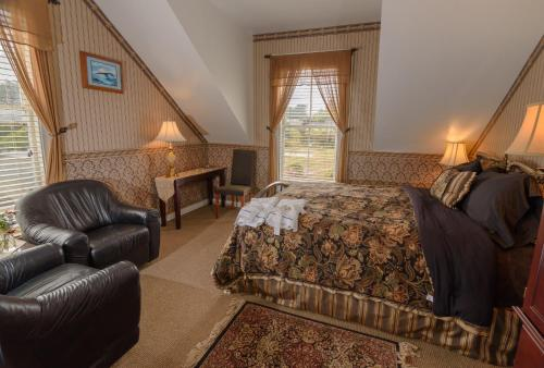 Queen Room with Sea View - Not Pet Friendly
