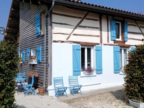 . Cozy Hoiday Home in Droyes North France with Terrace