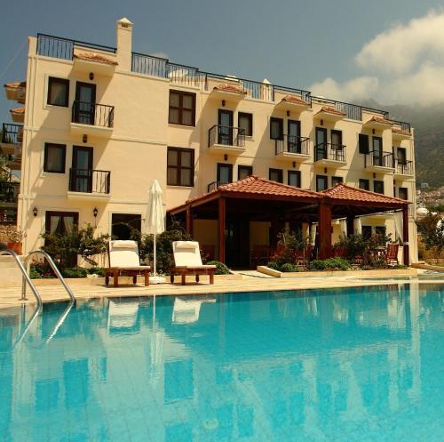 Kalkan Hotel Asiyan rezervasyon