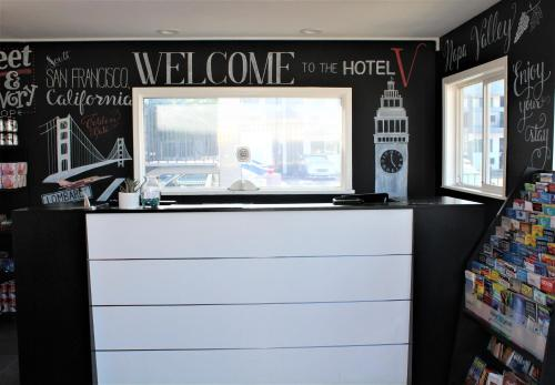 Hotel V - South San Francisco/SFO - South San Francisco, CA CA 94080