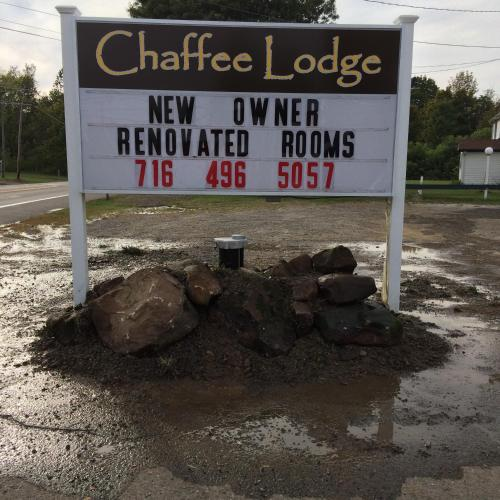 Accommodation in Chaffee