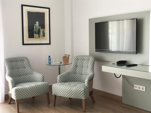 Twin Room - single occupancy Casa Boquera Resort & Winery 5
