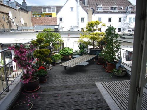 Apartement mit Dachterrasse photo 14