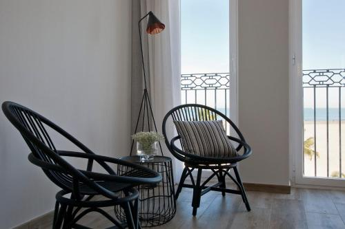 Double Room with Sea View - single occupancy Hotel Boutique Balandret 47