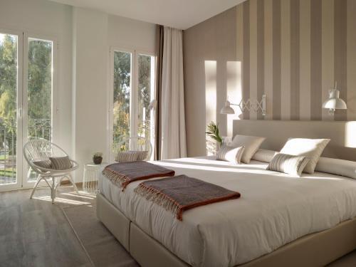 Habitación Doble Estándar - 1 o 2 camas - Uso individual Hotel Boutique Balandret 56