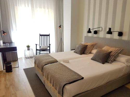 Habitación Doble Estándar - 1 o 2 camas - Uso individual Hotel Boutique Balandret 58