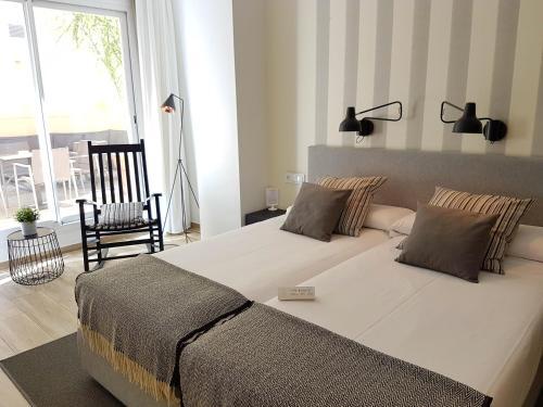 Habitación Doble Estándar - 1 o 2 camas - Uso individual Hotel Boutique Balandret 59