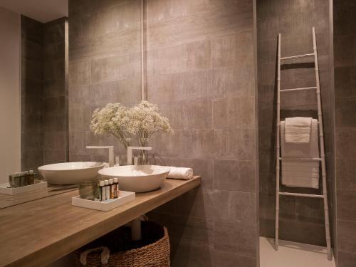 Standard Double or Twin Room - single occupancy Hotel Boutique Balandret 64