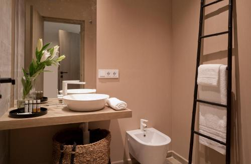 Habitación Doble Estándar - 1 o 2 camas - Uso individual Hotel Boutique Balandret 67