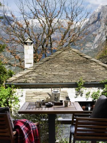 Aristi Village, 440 16 Zagorochoria, Epirus, Greece.
