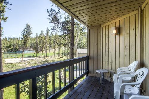Two-Bedroom Atrium Condo 106 - Breckenridge, CO 80424