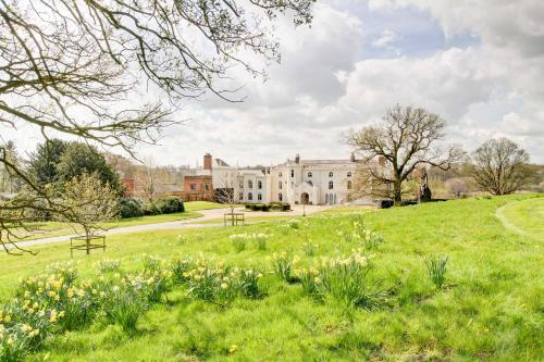 The North Wing - Combermere Abbey