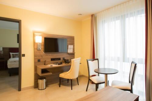 Naam Apartment Frankfurt Hotel City-Airport photo 62