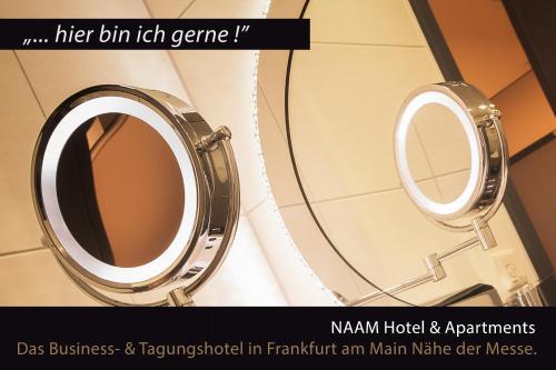 Naam Apartment Frankfurt Hotel City-Airport photo 64