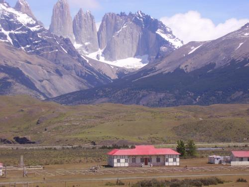 Refugio Laguna Amarga