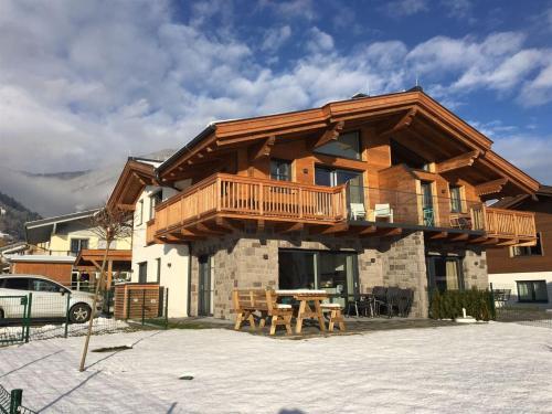 Chalet Tauern Lodge L Piesendorf