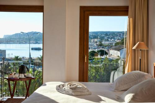Junior Suite with Sea View - single occupancy La Posada del Mar 41